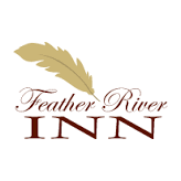 Logo of golf course named Feather River Inn Golf Club and Resort