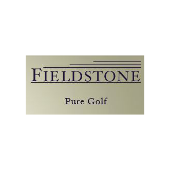 Logo of golf course named Fieldstone Golf Club