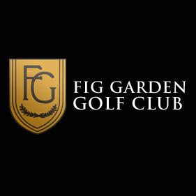 Logo of golf course named Fig Garden Golf Course