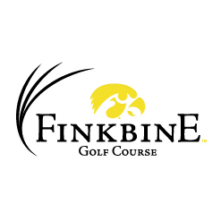 Logo of golf course named Finkbine Golf Course