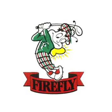 Logo of golf course named Firefly Golf Course