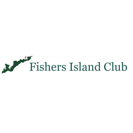 Logo of golf course named Fishers Island Club
