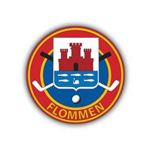 Logo of golf course named Flommens Golfklubb