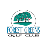 Logo of golf course named Forest Greens Golf Club