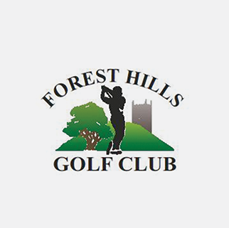 Logo of golf course named Forest Hills Golf Course