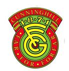 Logo of golf course named Forfar Golf Club