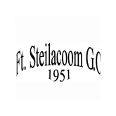Logo of golf course named Fort Steilacoom Golf Course