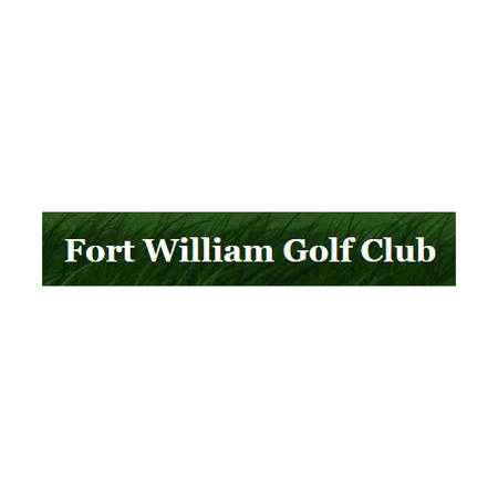 Logo of golf course named Fort William Golf Club