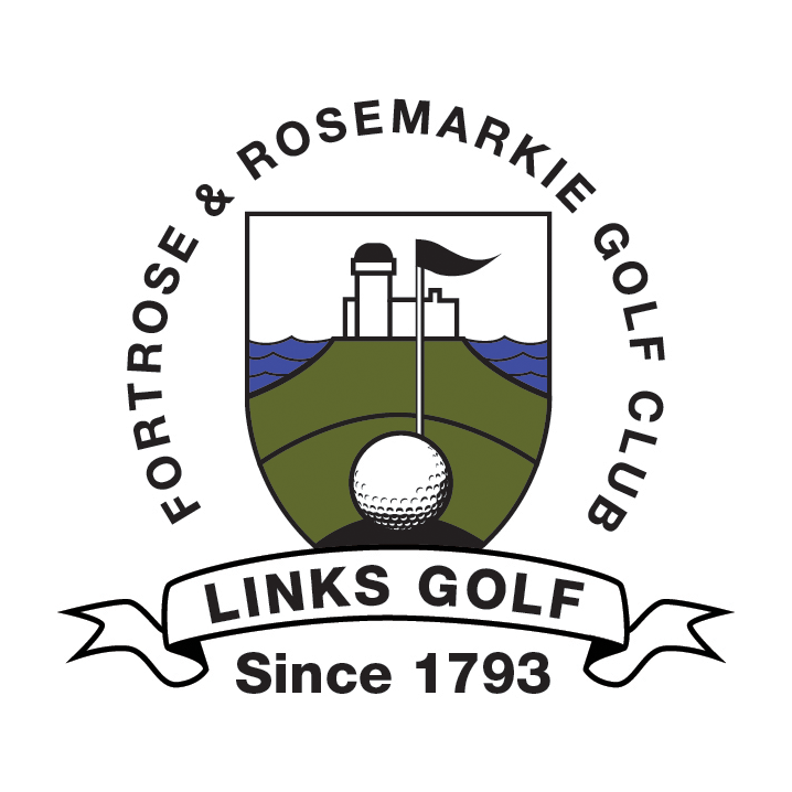 Logo of golf course named Fortrose and Rosemarkie Golf Club Links