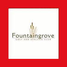 Logo of golf course named Fountaingrove Golf and Athletic Club