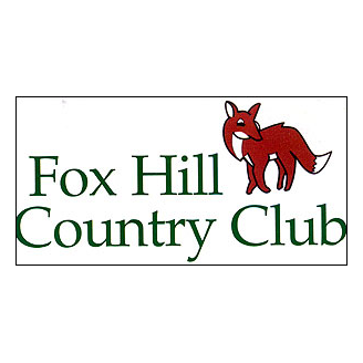 Logo of golf course named Fox Hill Country Club