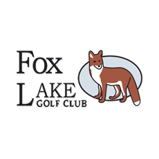 Logo of golf course named Fox Lake Country Club