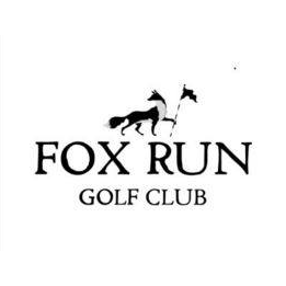 Logo of golf course named Fox Run Golf Club