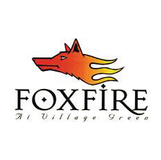 Logo of golf course named Foxfire at Village Green