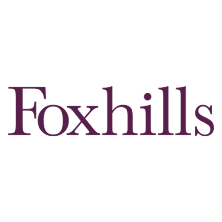 Logo of golf course named Foxhills Golf Club