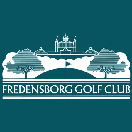 Logo of golf course named Fredensborg Golf Club