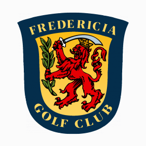 Logo of golf course named Fredericia Golf Club