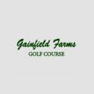 Logo of golf course named Gainfield Farms Golf Course