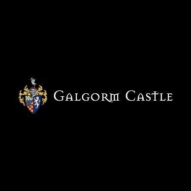 Logo of golf course named Galgorm Castle Golf Club