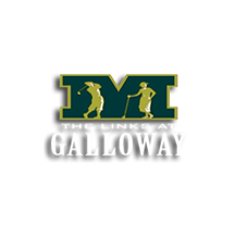 Logo of golf course named Galloway Golf Course