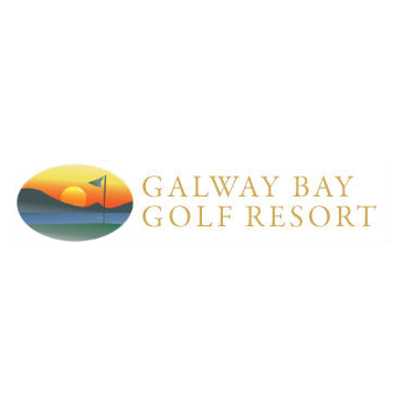 Logo of golf course named Galway Bay Golf Resort