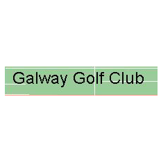 Logo of golf course named Galway Golf Course