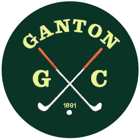 Logo of golf course named Ganton Golf Club