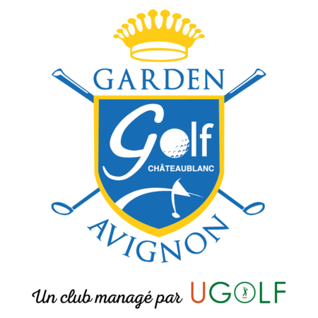 Logo of golf course named Golf d'Avignon Chateaublanc