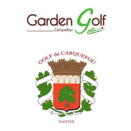 Logo of golf course named Garden Golf de Carquefou