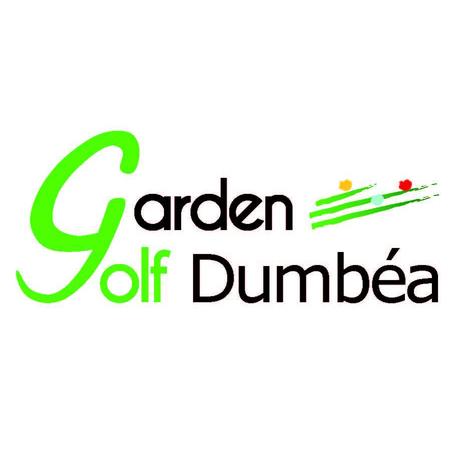 Logo of golf course named Garden Golf Dumbea