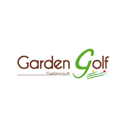 Logo of golf course named Garden Golf Gadancourt