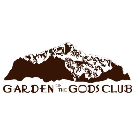 Logo of golf course named Garden of The Gods Club