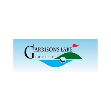Logo of golf course named Garrisons Lake Golf Club
