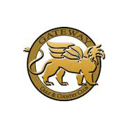 Logo of golf course named Gateway Golf and Country Club