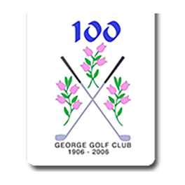 Logo of golf course named George Golf Club