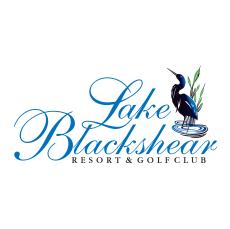 Logo of golf course named Georgia Veterans Memorial Golf Course at Lake Blackshear Resort and Golf Club