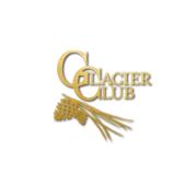 Logo of golf course named Glacier Club