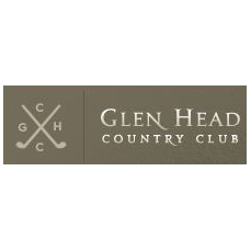 Logo of golf course named Glen Head Country Club