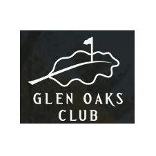 Logo of golf course named Glen Oaks Club, Inc