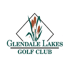 Logo of golf course named Glendale Lakes Golf Club