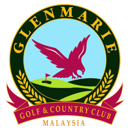 Logo of golf course named Glenmarie Golf and Country Club