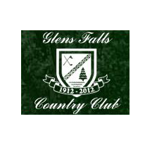 Logo of golf course named Glens Falls Country Club