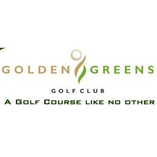 Logo of golf course named Golden Greens Golf Resort