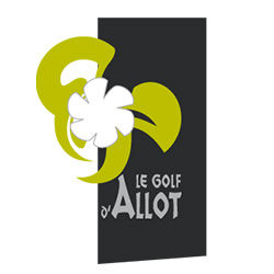 Logo of golf course named Golf Agen Boe - Chateau d'Allot