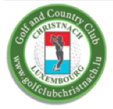 Logo of golf course named Golf and Country Club Christnach