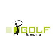 Logo of golf course named Golf and More Huckingen