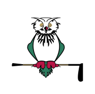 Logo of golf course named Golf Château de La Chouette