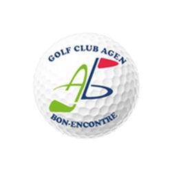 Logo of golf course named Golf Club Agen Bon Encontre