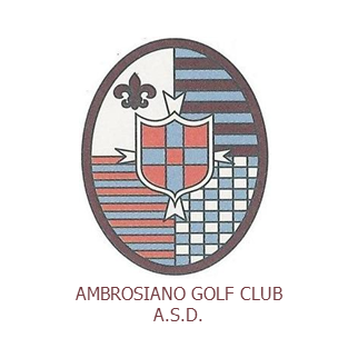 Logo of golf course named Golf Club Ambrosiano