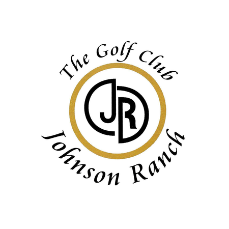 Logo of golf course named Golf Club at Johnson Ranch, The
